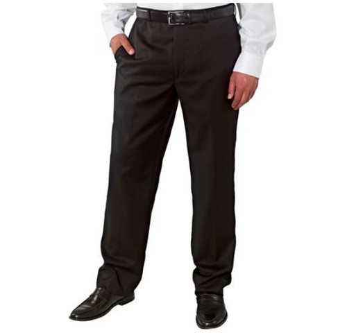 6af87d610f9f ... MEN S KIRKLAND SIGNATURE ITALIAN WOOL FLAT FRONT DRESS PANT. Image 1