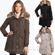WOMEN'S 1 MADISON ANORAK PARKA