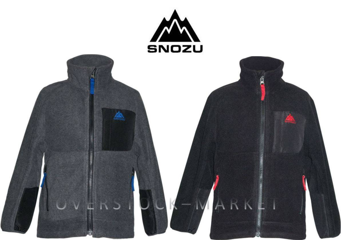 29c0dbd47 BOYS SNOZU NOVELTY FLEECE JACKET - Overstock Market