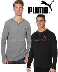 MEN'S PUMA LONG SLEEVE LIFESTYLE THERMAL