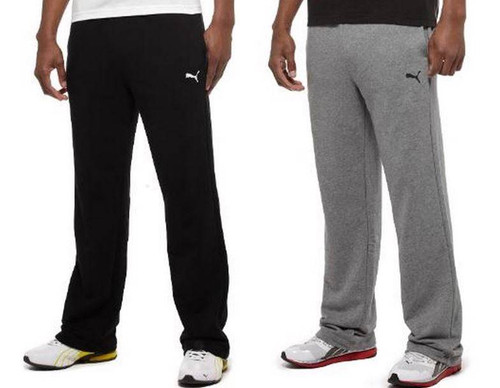 ab127dc4dc60 NEW PUMA MEN S ESSENTIAL TERRY SWEATPANTS - Overstock Market