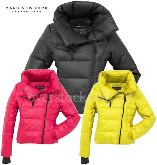 4aa0fdb3f4190 Girls Andrew Marc Millie Down Puffer Jacket - Overstock Market