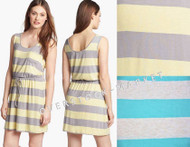 WOMEN'S OLIVE & OAKS TANK DRESS!