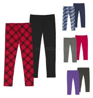 GIRLS KIRKLAND SIGNATURE LEGGINGS 2 PACK!