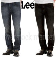 MEN'S LEE MODERN SERIES STRAIGHT FIT STRAIGHT LEG L342 JEANS!