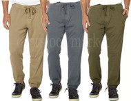 MENS TAILOR VINTAGE KNIT JOGGER PANT! SWEATPANTS LOUNGE PANTS