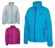 SNOZU GIRLS GLACIER SHIELD QUILTED JACKET COAT