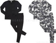 BOYS Weatherproof 32 Degrees Heat Long Sleeve & Pant Base Layer Set