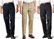 MENS DOCKERS D2 STRAIGHT FIT SIGNATURE KHAKI FLAT FRONT PANT