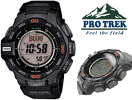 MENS CASIO PROTREK TRIPLE SENSOR MULTI-FUNCTION DIGITAL SPORT WATCH PRG270-1