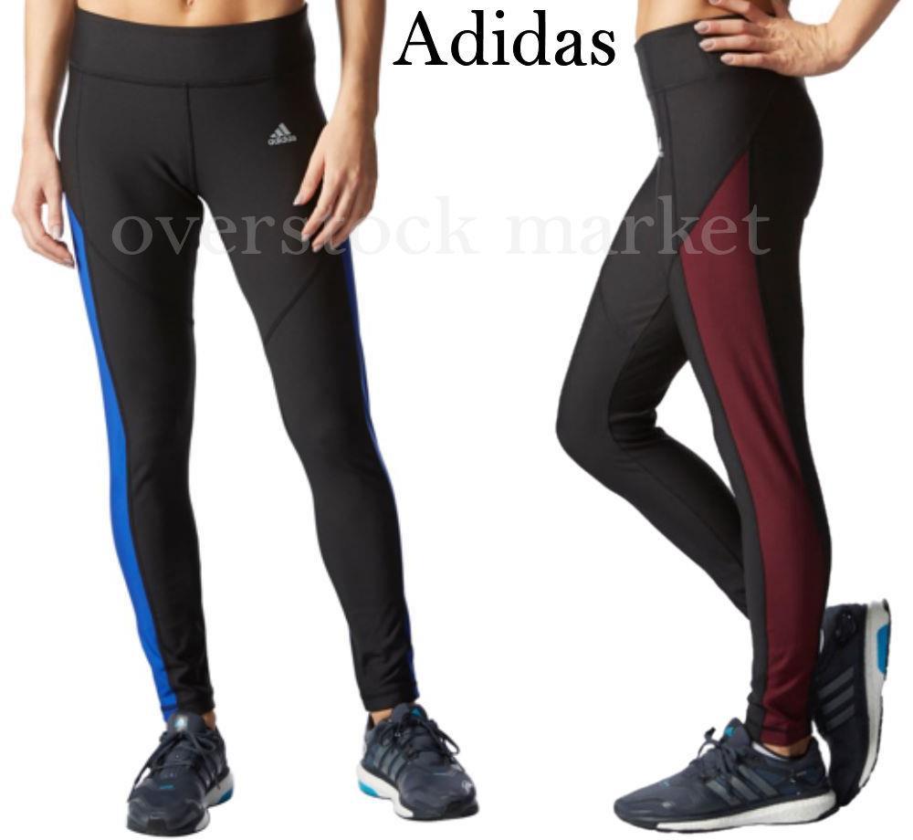 adidas fleece tights