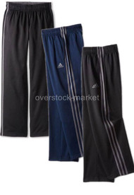 ADIDAS BOYS TECH FLEECE PANT! ATHLETIC PERFORMANCE PANTS!