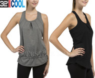 WOMENS WEATHERPROOF 32 DEGREES COOL ACTIVE YOGA TANK! RACERBACK!