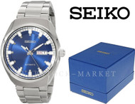 SEIKO RECRAFT SERIES AUTOMATIC SELF WIND ANALOG WATCH! SNKN41 $250