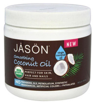 Sealed Jason Natural Products - Organic Smoothing Coconut Oil