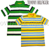 NEW! YOUNG BOYS TOMMY HILFIGER CLASSIC POLO SHIRT!