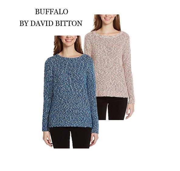 Buffalo David Bitton Ladies Textured Sweater