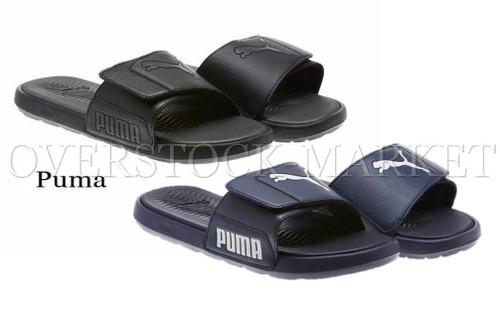 f90c1f10074a MEN S PUMA STARCAT TECH SLIP ON SLIDE SANDAL! - Overstock Market
