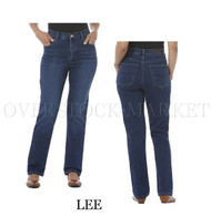 WOMENS LEE SOPHIE CLASSIC FIT STRAIGHT LEG JEANS!