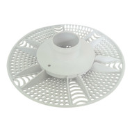 Spa Electrics Push in Suction - 40mm -White