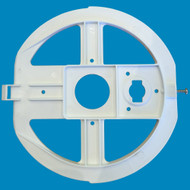 Poolrite Trimlite Light, Mounting Plate Assembly for Concrete