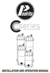 Poolrite C Series Cartridge Filter Manual