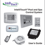 Pentair IntelliTouch Pool and Spa Control System Users Guide
