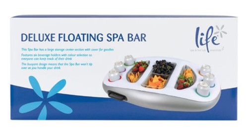 Deluxe Floating Spa Bar
