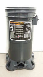 Hurlcon ZX Filter Body Tank Only - ZX310