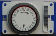 Chloromatic Quartz Timer - Time Clock
