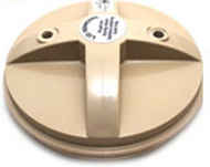Hurlcon QX Cartridge Filter Lid - Please note this colour is no longer available however we can supply in Black