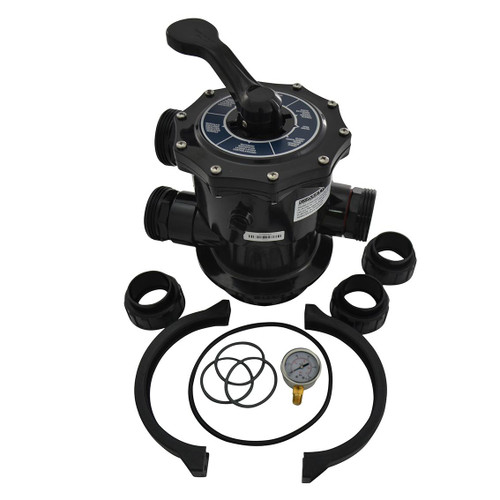 Hurlcon RX360, RX400, RX500 Series Multiport Valve - 50mm Top Mount