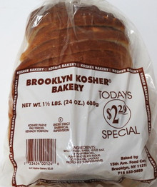 Brooklyn Kosher Wheat Bread