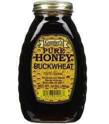 Gunter's Buckwheat Honey