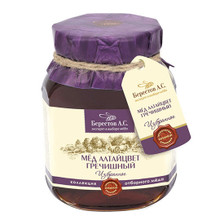 Berestov, Premium Altai Buckwheat Honey (500g)