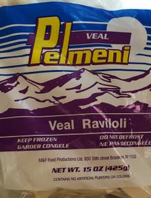 Pelmeni with Veal 1 LB