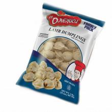 "Dumplings by ""Пельмешки от Олежки"" with Lamb 2 LBs pack"