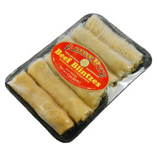Blintzes with Beef (1 LB pack)