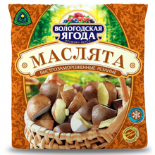 Mushrooms Suillus Quick frozen (300g pack)