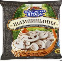 Mushrooms  Quick frozen (300g pack)