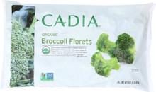 Broccoli Florets Organic (1 LB pack)