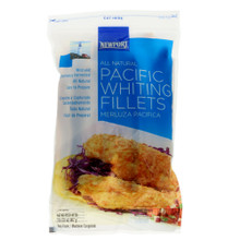 Pacific Whiting Fillets (2 LBs pack)
