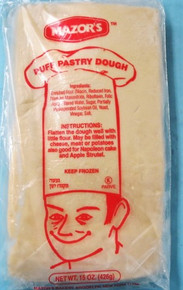 Puff Pastry Dough (426g pack)