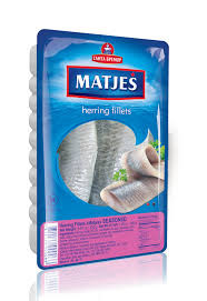 Herring Fillet Matjes Seasoned (250g pack)