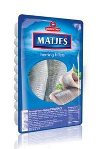 Herring Fillet Matjes Provence (250g pack)