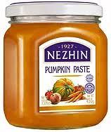 Nezhin Pumpkin Paste (450g)