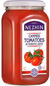 Nezhin Canned Tomatoes in Tomato Juice (920g)