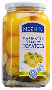 Nezhin Marinated Yellow Tomatoes (920g)