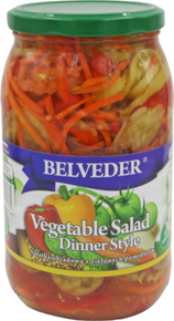Belveder Vegetable Salad Dinner Style (900g)