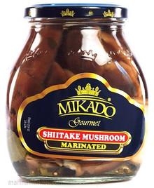 Mikado Shiitake Mushrooms Marinated (580g)